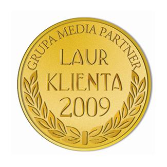 Kundens gylne laurbær 2009, 2011
