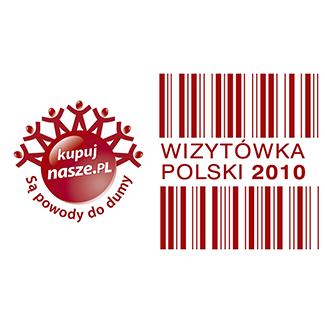 Visittkort for Det polske produktet 2009, 2010