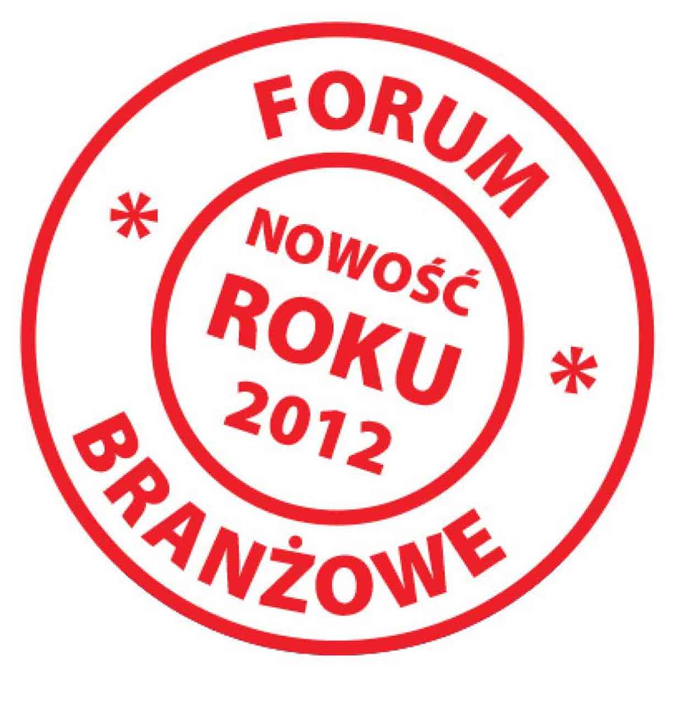 Årets nyhet 2012 for vinduet Winergetic Premium Passive