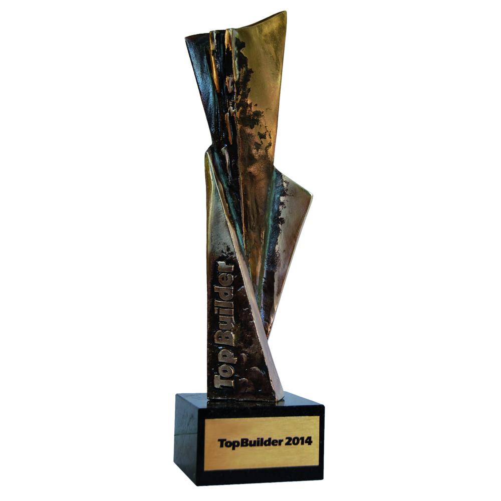 Top Builder 2014 for vinduet Winergetic Premium Passive