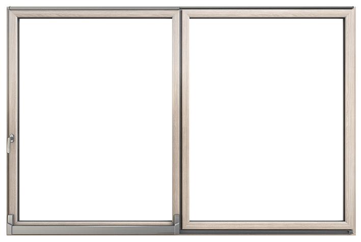 Okna balkonowe PSK Atrium Oknoplast