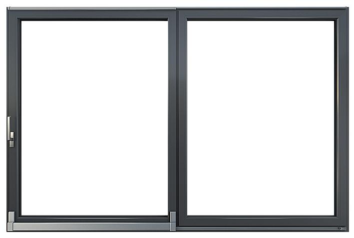 Okna tarasowe PSK i PSK-Z Oknoplast