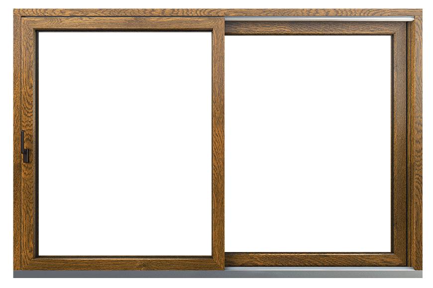 Drzwi HST Premium orzech Oknoplast