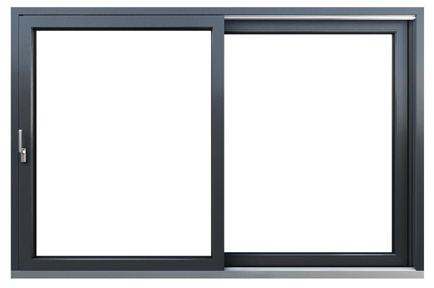 Okno HST Premium antracyt